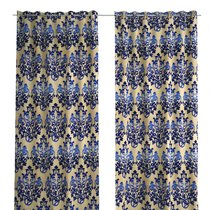 """Штора """"Illumination"""", P799-8759/1, 200х270 см, цвет синий - Altali"""