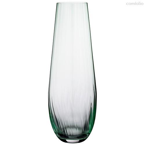ВАЗА KATE OPTIC ВЫСОТА 34,5 см (КОР 9шт. ) - Crystalex