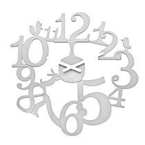 Часы настенные Pip, белые - Koziol