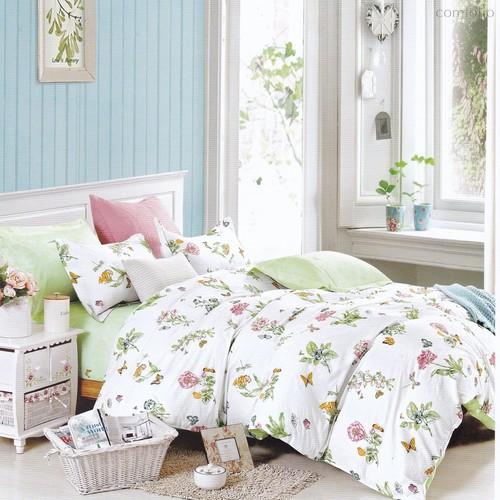 Постельное белье Karna Delux Julee, подростковое, 1.5-спальный - Karna (Bilge Tekstil)