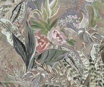 Ткань лонета микро Монако ширина 280 см/ 3094, цвет разноцветный - Altali