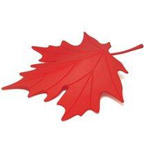 Подпорка для двери Autumn красная - Qualy