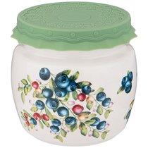 Банка С Силиконовой Крышкой Голубика 750 мл - Shunxiang Porcelain
