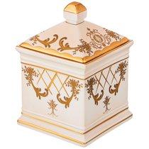 Банка Для Сыпучих Продуктов Aura 800 мл 11,5x11,5 см Высота 17 см - Caroline (Artigianato Ceramico)