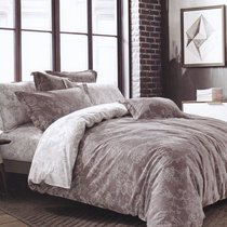 Постельное белье Karna Delux Plasen, размер 1.5-спальный - Karna (Bilge Tekstil)