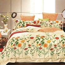 Комплект постельного белья С-162, цвет кремовый, размер 2-спальный - Valtery