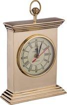 Часы Настольные Антик 16x5 см Высота 24 см - Global Indian Trade
