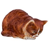Декоративное Изделие Персидская Кошка 29x14см Высота 15см - Ceramiche Boxer