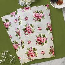 "Набор ""Мелани: 2 дорожки 40х140 см, 2-004/1, цвет малиновый - Altali"