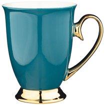 Кружка Lefard Solid Color 320 мл Синяя - Taiyu Porcelain