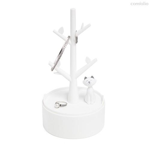 Подставка для украшений Kitty, цвет белый - Balvi