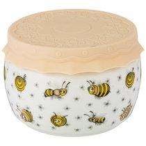 Банка С Силиконовой Крышкой Пчелы 500Мл - Shunxiang Porcelain