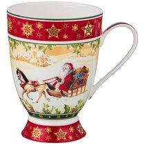 Кружка Christmas Collection 370 мл - Cheerful Porcelain
