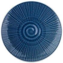 Тарелка Обеденная Mirage 26,5 см Синий - Songfa ceramics