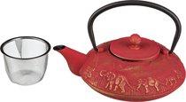 Заварочный Чайник Чугунный С Эмалированным Покрытием Внутри 1100 мл - Ningbo Gourmet