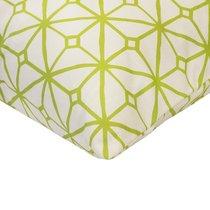 """Чехол для подушки """"Трианон"""", 43х43 см, 702-2008/1, цвет зеленый, 43x43 - Altali"""