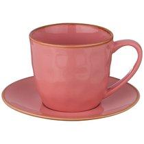Чайный Набор На 1 Персону Concerto 2 Пр 240 млРозовый, цвет розовый - Hunan Huawei