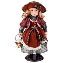 Кукла Фарфоровая Высота 42 см - RF-Collection