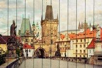 Карлов мост Прага 60х90 см, 60x90 см - Dom Korleone