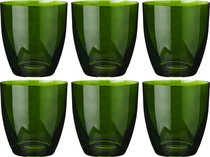 Набор стаканов из 6 шт. KATE 300 мл ВЫСОТА 9 см . (КОР 1Набор.) - Crystalex