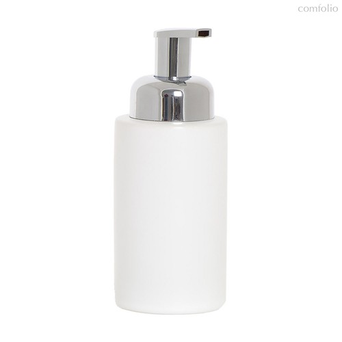 Дозатор для жидкого мыла Basic белый, цвет белый - D'casa