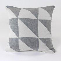 Подушка с орнаментом Geometry, 45х45 см - EnjoyMe