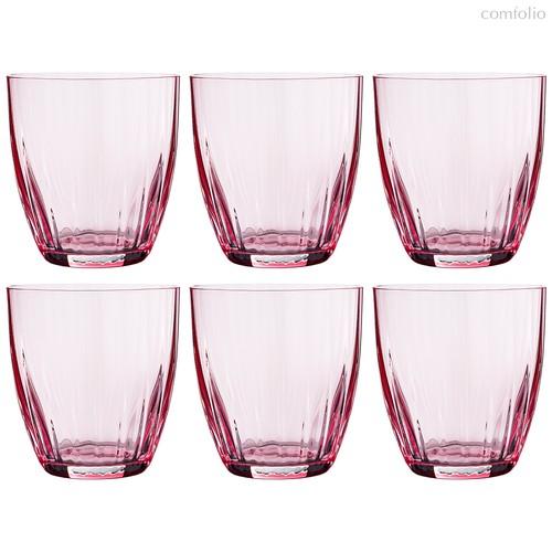 Набор стаканов из 6 шт. KATE OPTIC 300 мл ВЫСОТА=9 СМ (КОР=8Набор.) - Crystalex