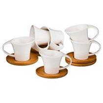 Кофейный Набор На 6 Персон 12Пр. 120 Мл - Yinhe Ceramics