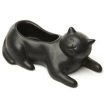 Кашпо Cosmo The Black Cat - Kikkerland