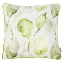"Чехол для подушки ""Шелест"", 43х43 см, 02-2235/2, цвет оливковый, 43x43 - Altali"