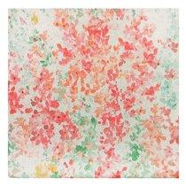 """Скатерть с рисунком """"Ането"""", P434-1712/1, 170х170 см, цвет розовый - Altali"""