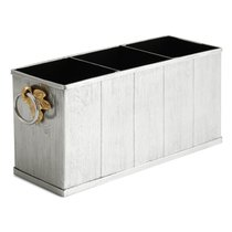 """Подставка для столовых приборов Michael Aram """"Плющ и дуб"""" 27x8x10см - Michael Aram"""