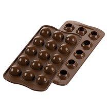 Форма для приготовления конфет Tartufino силиконовая - Silikomart