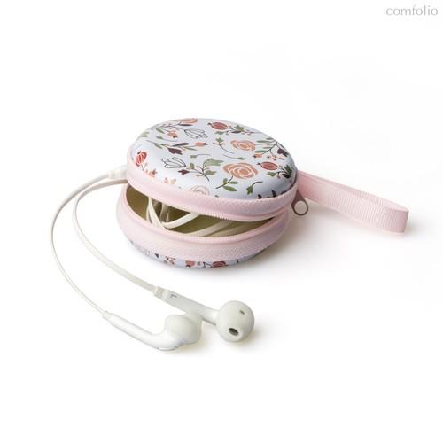 Кошелек для мелочи Bloom, цвет розовый - Balvi