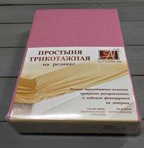 ПТР-СР-090 Сухая Роза простыня трикотажная на резинке 090х200х20 - АльВиТек