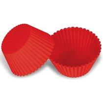 Набор из 6 силиконовых форм для приготовления кексов Cupcake - Silikomart