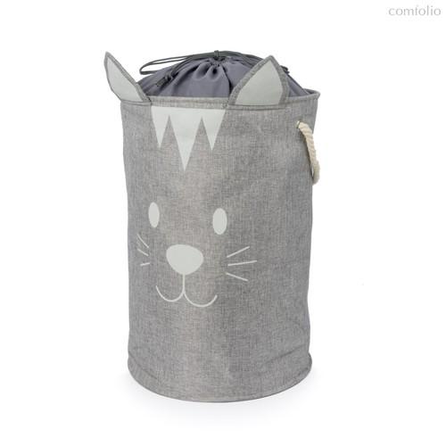 Корзина для белья Meow!, цвет серый - Balvi