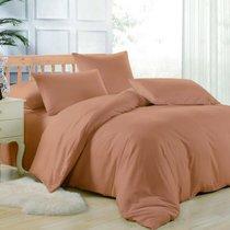 КПБ MO-41, цвет коричневый, 2-спальный - Valtery