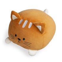 Подушка диванная Kitty коричневая, цвет коричневый - Balvi