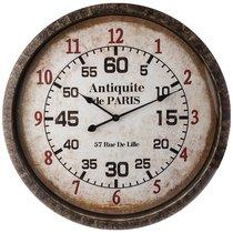 Часы Настенные Кварцевые Antiquite De Paris Диаметр 67 см - Arts & Crafts