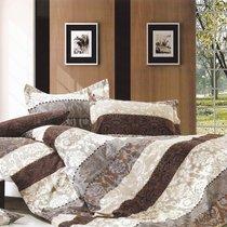 Постельное белье Karna Delux Peniy, размер 1.5-спальный - Karna (Bilge Tekstil)