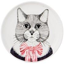 Тарелка Закусочная Fashion Animals 19 См, 19 см - Lianjun Ceramics