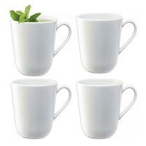 Набор из 4 округлых чашек Dine 380 мл - LSA International
