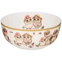 Салатник - Тарелка Суповая Lefard Owls Party 15 см - Jinding