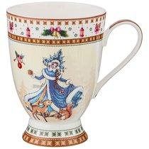Кружка Christmas Collection 300 мл - Cheerful Porcelain