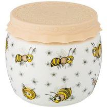 Банка С Силиконовой Крышкой Пчелы 750 мл - Shunxiang Porcelain