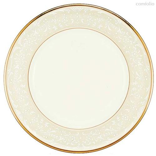 "Тарелка обеденная 27см ""Белый дворец"" - Noritake"