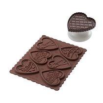 Набор для приготовления печенья Cookie Love Slim - Silikomart