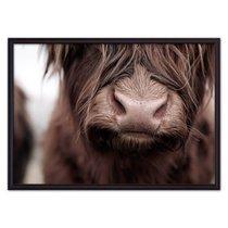 Корова Close up, 21x30 см - Dom Korleone