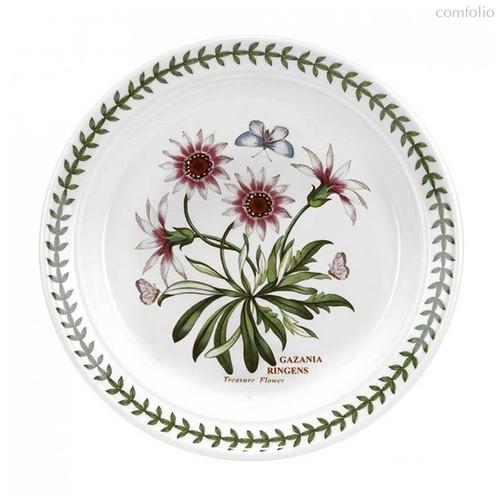 "Тарелка закусочная Portmeirion ""Ботанический сад. Газания"" 20см - Portmeirion"